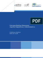 Guia Para Realizar Donaciones Aspectos Impositivos y Administrativos - Guillermo Arboleya - Pedro Gecik