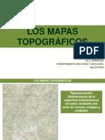 El Mapa Topografico