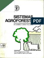 Sistemas Agroforestales en America L y C FAO