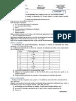 Examen Theorie Des Graphes