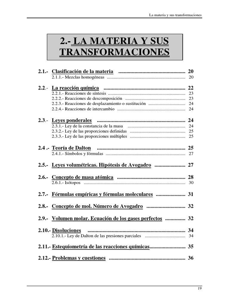 Libro Guia Apuntes Quimica 2Bach 100cia