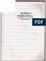 Huheey Y Keiter - Quimica Inorganica - Principios de Estructura Y Reactividad