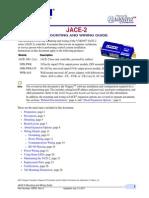 JACE 2 Mounting&Wiring