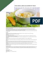 Dieta de La Sopa Milagrosa Adelgaza Rapido en 7 Dias