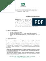 CAMPANA BARRANZUELA, EDHIN. La conducción en estado de ebriedad en los delitos culposos