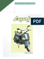 Legend Service Manual
