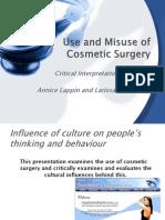 9 CosmeticSurgery Presentation