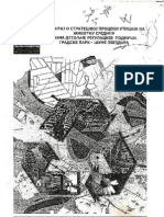 Report on the Strategic Evaluation of the Environmental Impact of the Plan of Detailed Regulation of City Park-Forest Zvezdara Area