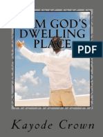 I Am God's Dwelling Place- Chapter One