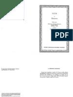 Plutarco Vite Parallele Vol 4 Utet