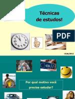 Tecnicas de Estudos_2014