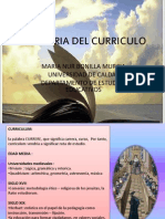 Historia Del Curriculo