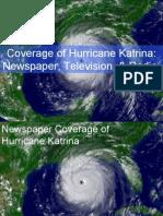 Hurricane Katrina Presentation