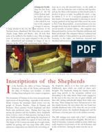 Inscritti of the Shepherds, Trentino