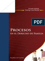 Procesosenelderechodefamilia Colombia