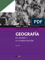 Geografía El mundo y la globalización Santillana 2012 - Recursos para el docente