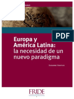 WP 116 Europa y America Latina