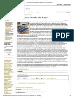 ¿Cómo funciona un calentador solar de agua_ _ EnergiaSolar