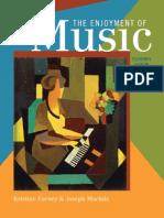 The Enjoyment of Music 11ed