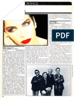 """Record review - Annie Lennox, """"Diva"""""""