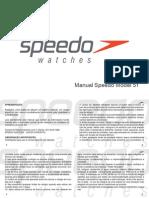 Manual Speedo 81036G0EBDP2