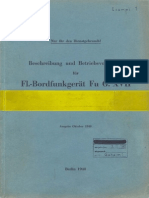 German Radio Manual