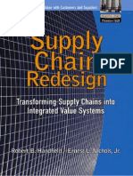 Handfield-Supply Chain Redesign