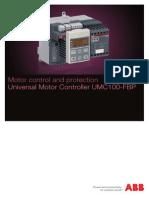 UMC-100 Catálogo Comercial
