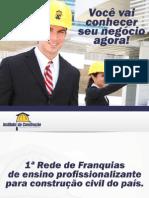 Instituto da Construção- Plano de negócio