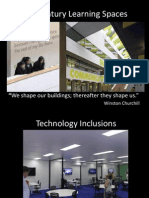 21st Century Learning Spaces Edited