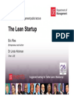 TheLeanStartup Sl
