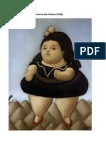 Fernando Botero. Excursion to the Volcano (1966)