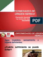 13. Enfermedades de Origen Hidrico