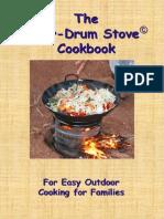 Flour-Drum Stove Cookbook
