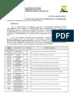 Edital 096-13 EDITAL de CONVOCAO Do Edital 012-13 Prof. Efetivo