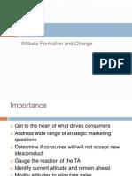 Attitude Formation 10-1-13