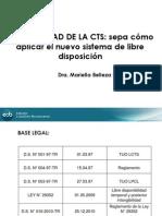 OPERATIVIDAD DE LA CTS nuevo sist libre disposición (1)
