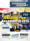 Ukraine Digest. Issue 28 (January 13, 2014)