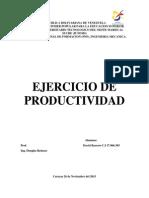 Ejercicio de Productividad de David Barreto (Reparado)