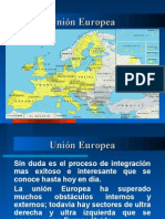 Union Europea. Antecedentes