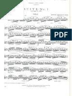 Bach Seis Suites Viola