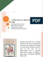 Analise Historiografica Do Livro O Retorno de Martin (1)