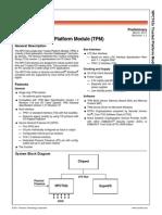 Broadcom Npct42x Ds Rev1.1