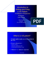 Introduction to Writing and Filing