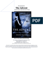 The Advent (*EXCERPTS ONLY*)