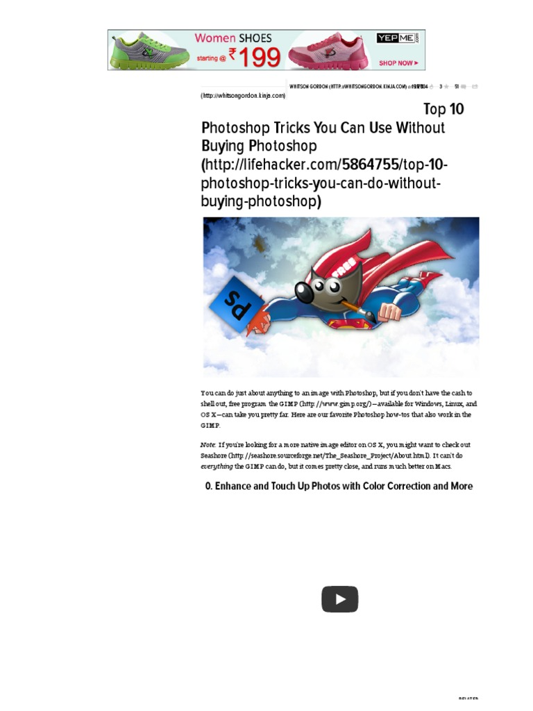 p Tricks You Can Use Without Buying Photoshop | Adobe