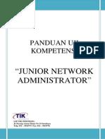 Panduan Junior Network Administrator