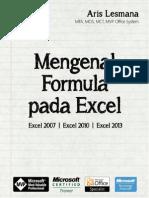 Aris - Mengenal Formula Pada Excel
