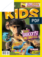 National Geographic KIDS South Africa 2011-06