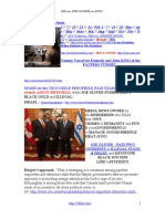 Joe Oliver Pushes Dirty Black Gold and Illegal Israel